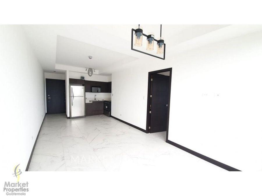 apartamento en alquiler en zona 15 vista hermosa 1