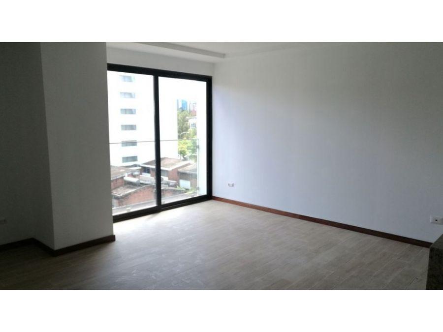 apartamento en alquiler en zona 15 edificio nivo