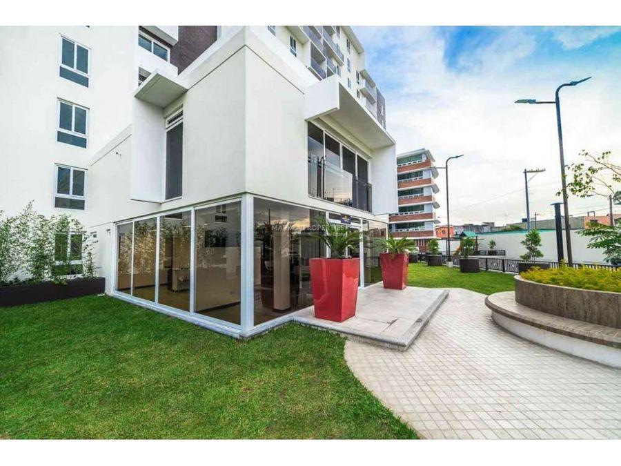 apartamento en venta en zona 5 edificio casa asuncion