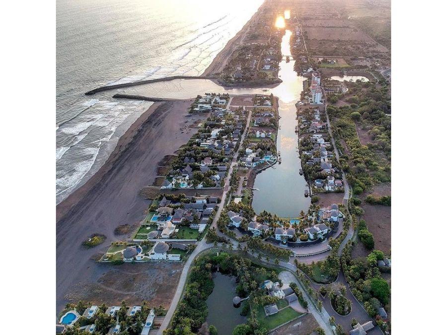 terreno en venta en marina del sur puerto san jose