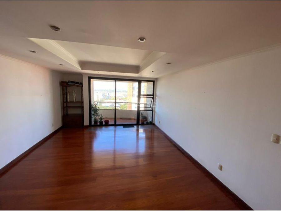 apartamento en alquiler en zona 14 edificio bellagio