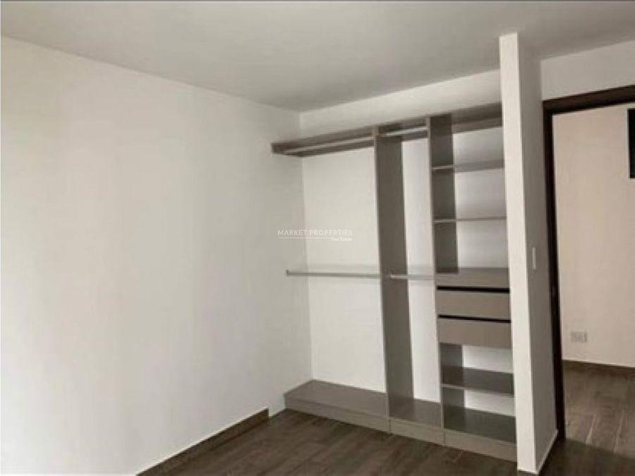 apartamento en alquiler en zona 15 parque 15