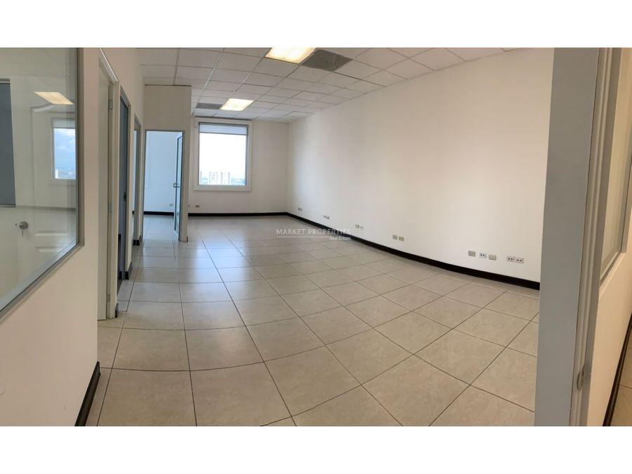 oficina en alquiler zona 10 zona pradera