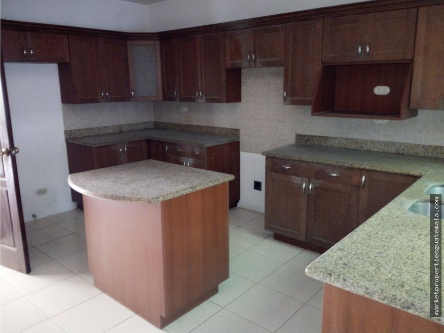 casa en alquiler zona 10 reina sofia guatemala