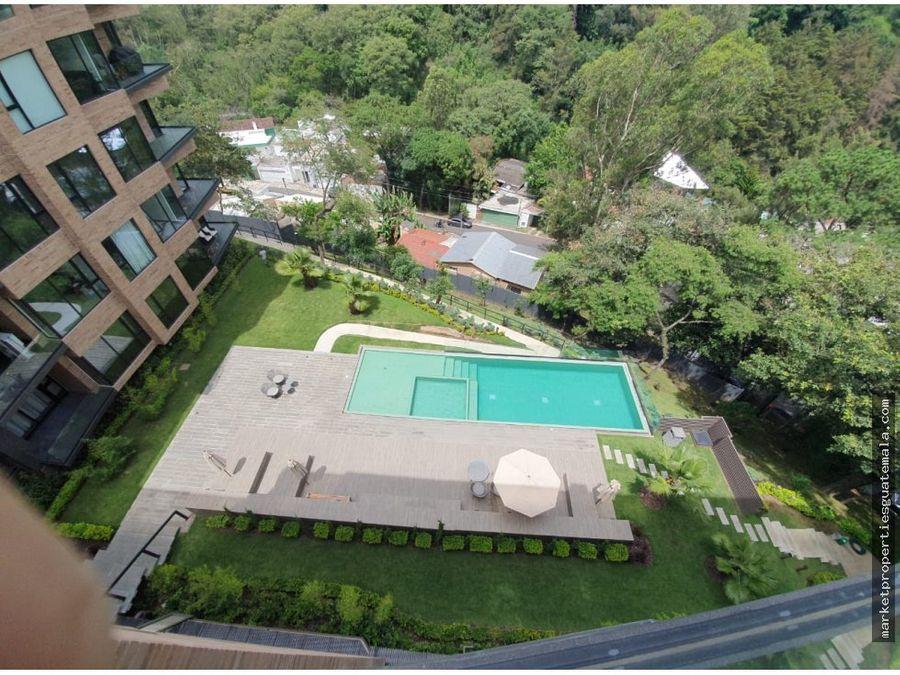 apartamento en renta zona 10 oakland guatemala