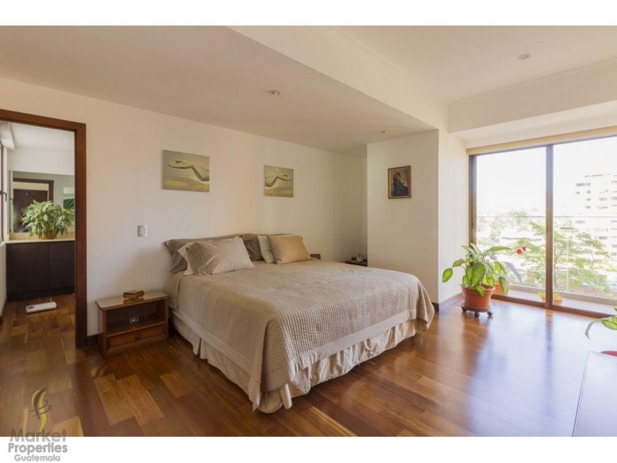 apartamento en venta en barukoni zona 14