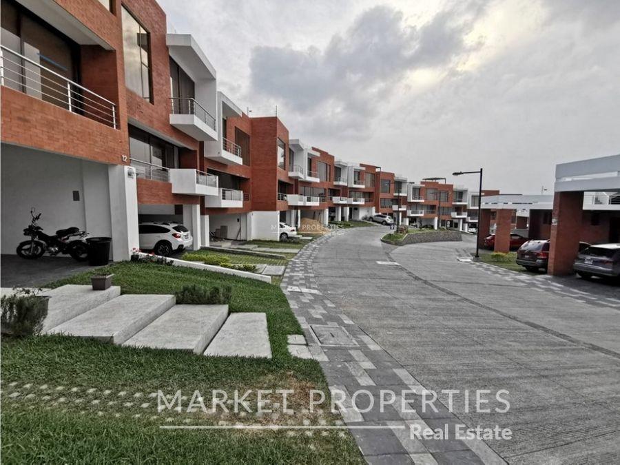casa en alquiler en zona 16 canadas de san isidro