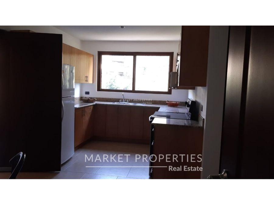 apartamento en alquiler en zona 16 altos de la montana