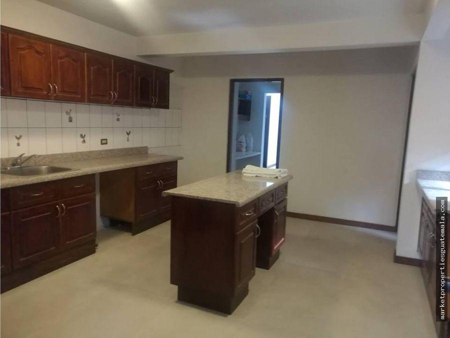 casa en alquiler en zona 10 guatemala residencial