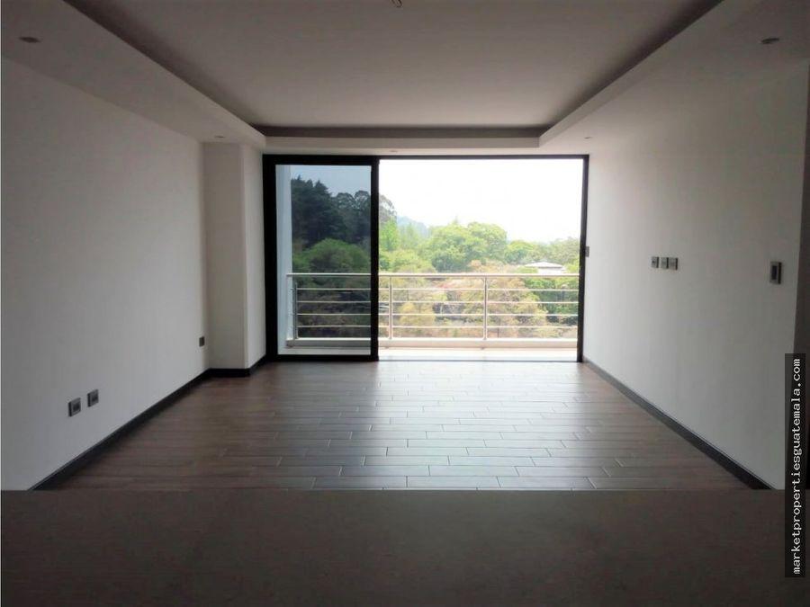 apartamento en alquiler zona 15 guatemala