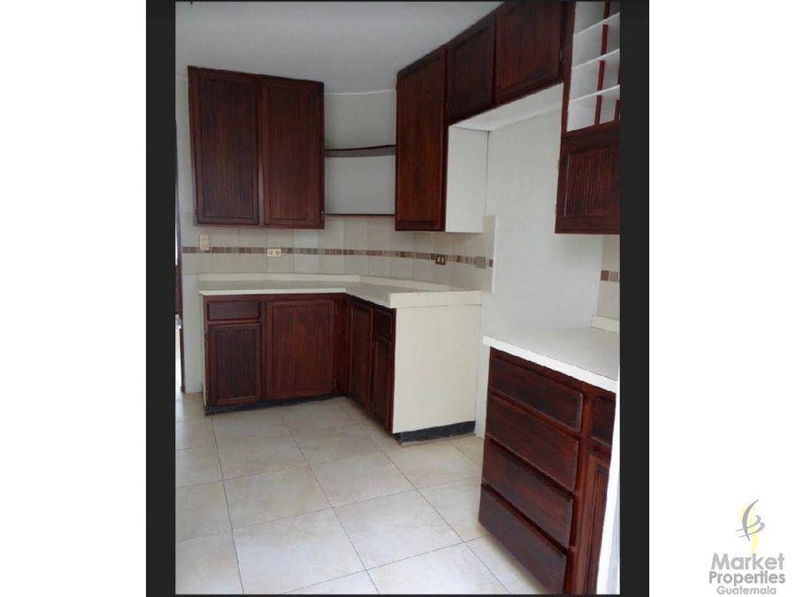 casa en alquiler zona 10 residencial