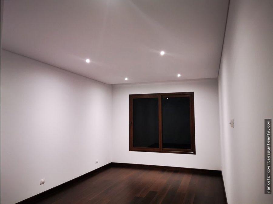 casa en venta zona 16 acantos de cayala guatemala