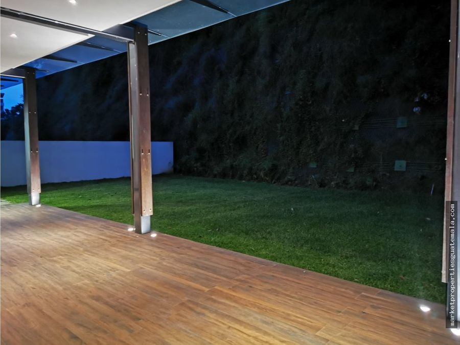 alquilo casa acantos de cayala zona 16 guatemala