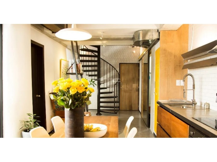 apartamento en alquiler en edificio rue 3 zona 4