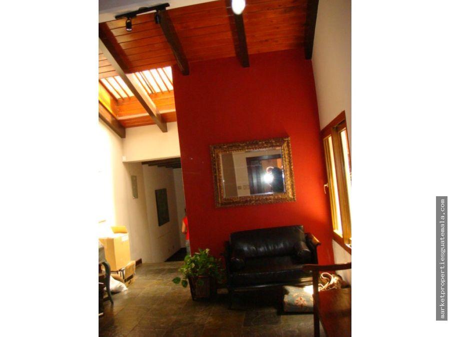 casa en alquiler zona 14 las conchas