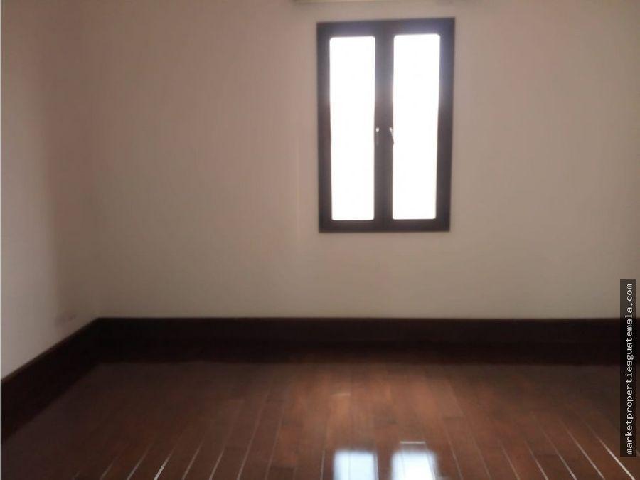 casa en alquiler cayala zona 16 guatemala
