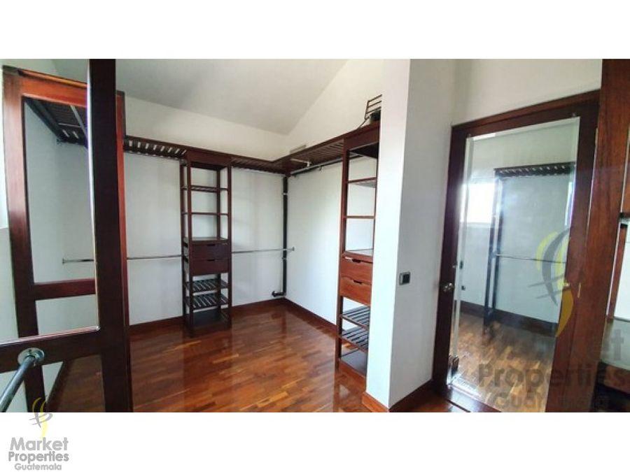 vendo casa en zona 16 encinos de cayala