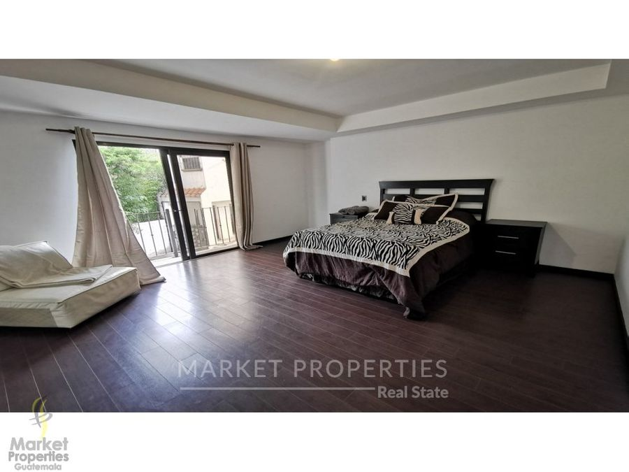 apartamento en renta zona 16 guatemala amueblado