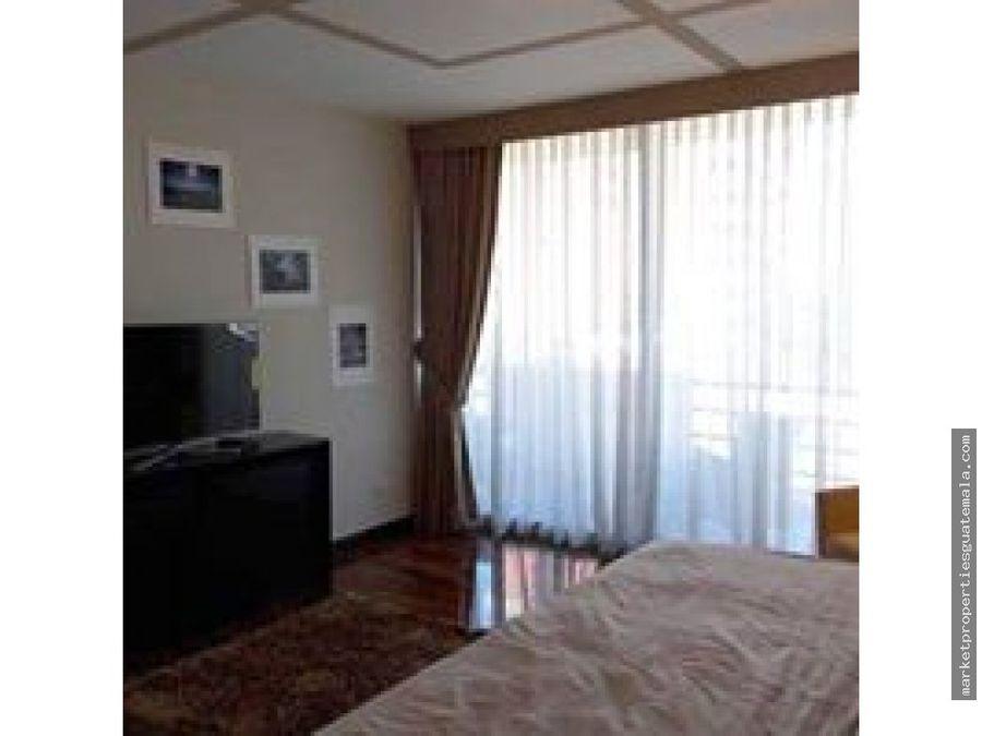 rento apartamento amueblado z14 guatemala