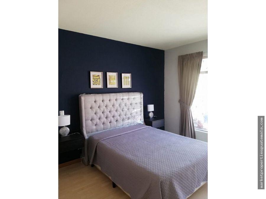 apartamento amoblado en renta zona 10 guatemala