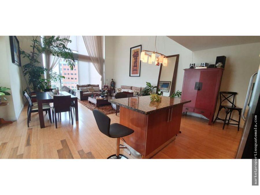 apartamento en venta zona 10 atrium guatemala