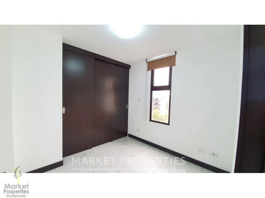 alquiler de apartamento en zona 15 de 1 habitacion