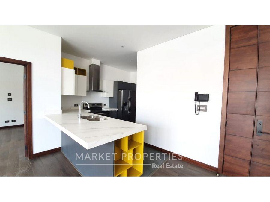 apartamento en alquiler en zona 16 belesa de cayala