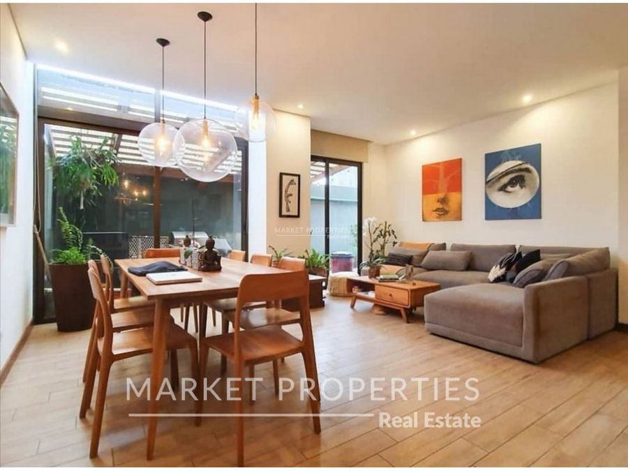 apartamento en venta en zona 15 edificio leben