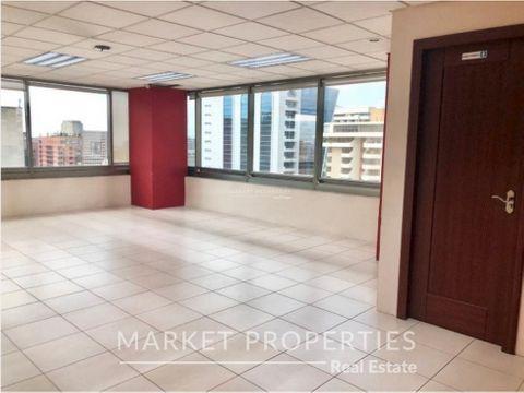 oficina en venta en zona 10 edificio paseo plaza