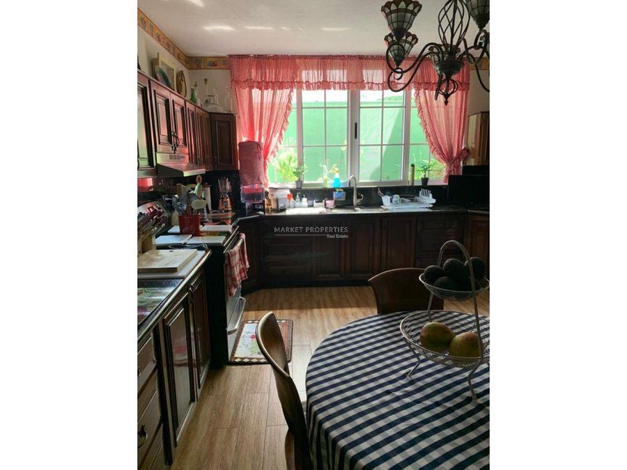 casa en venta en zona 15 vista hermosa 3
