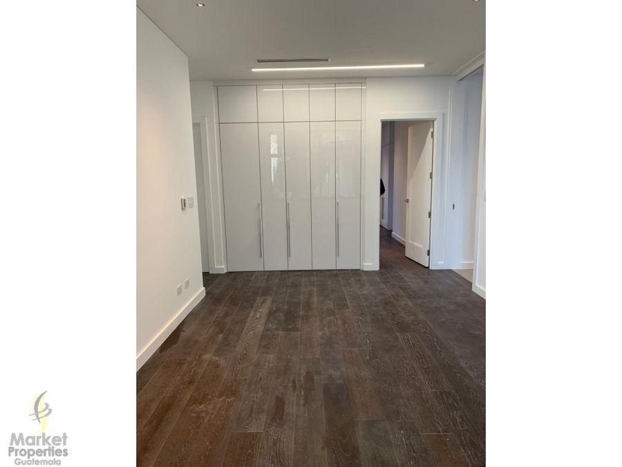 apartamento en venta en oakland zona 10 maranta