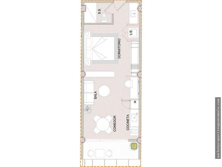 apartamentos exclusivos en venta en zona 1