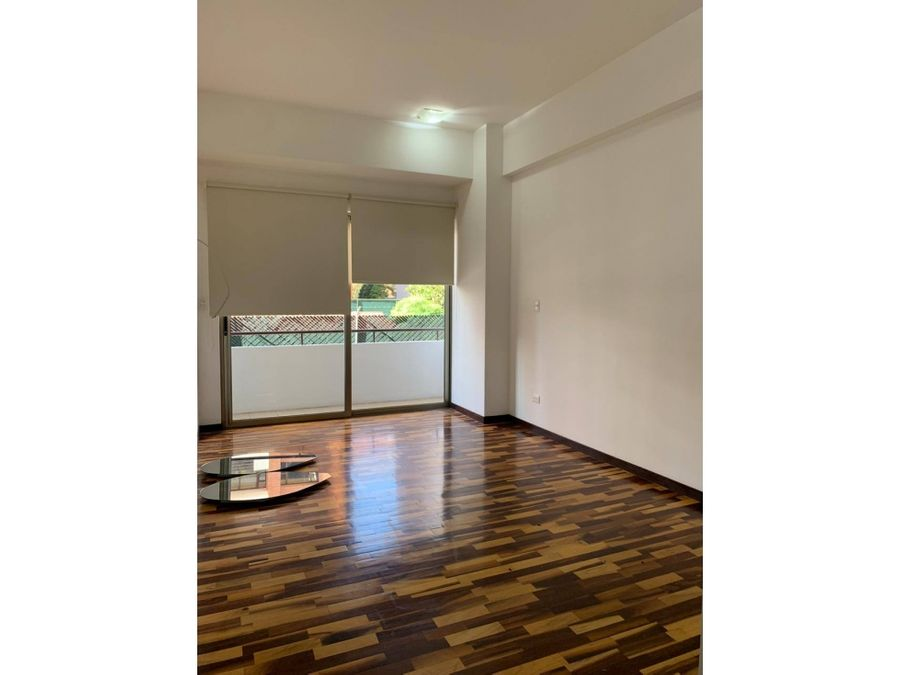 apartmento en venta zona 14 moderno