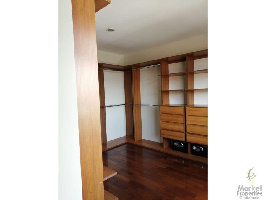 apartamento en renta zona 14 san patricio 2