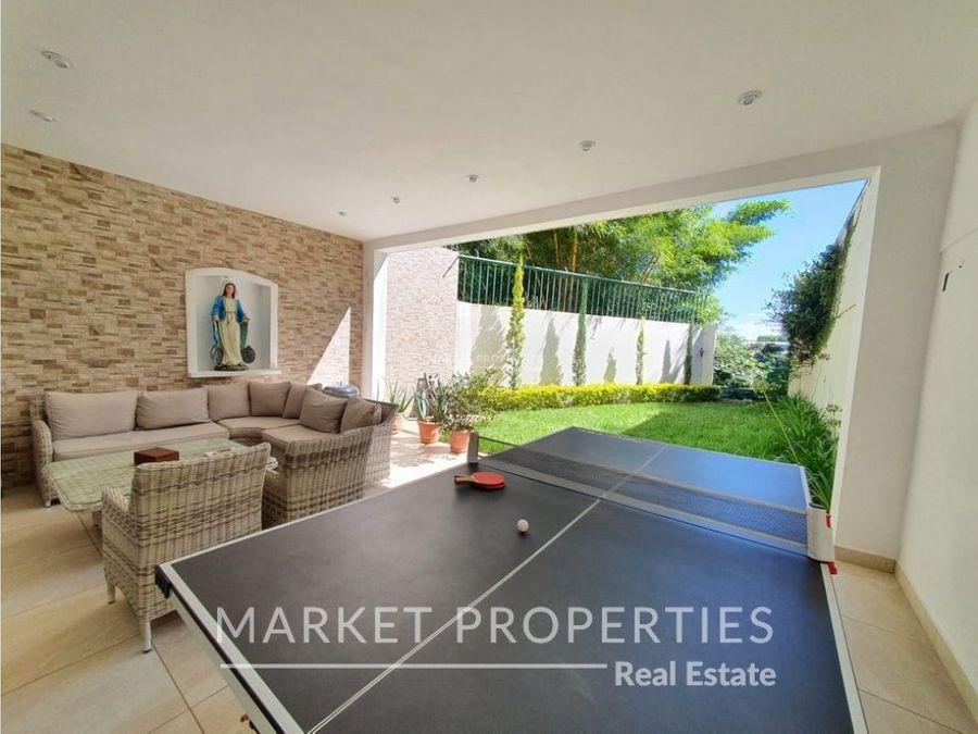 casa en venta en zona 15 vista hermosa 2