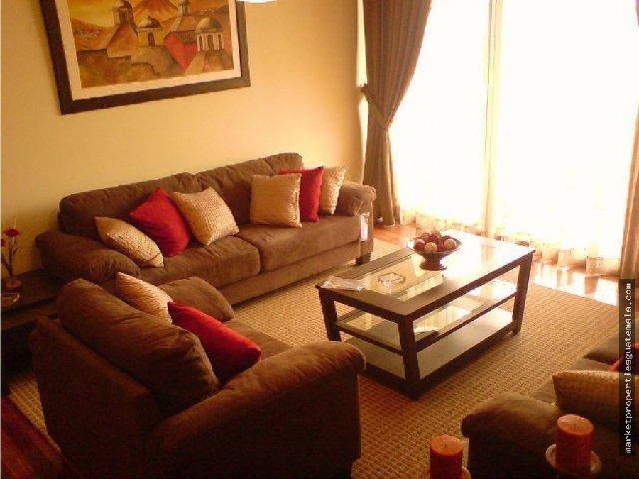 apartamento en venta zona 14 con 2 dormitorios