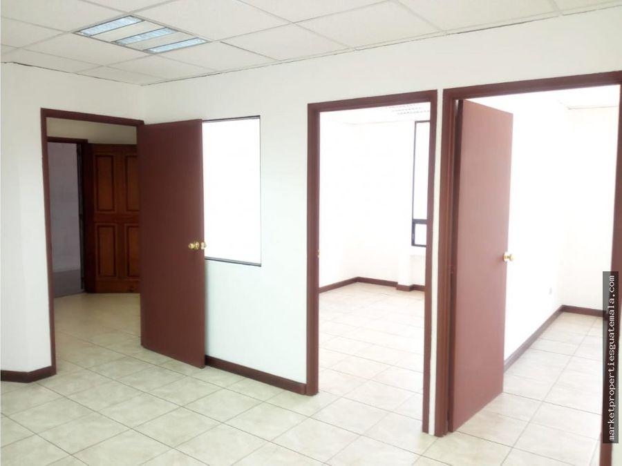 oficina en alquiler zona 13 guatemala