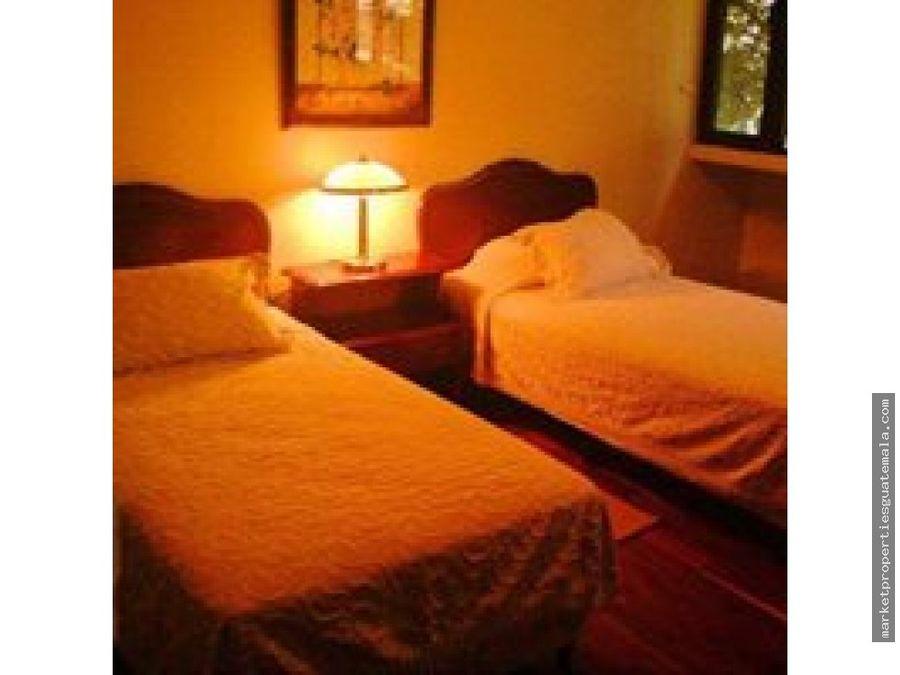 alquilo apartmento amoblado en z14 guatemala