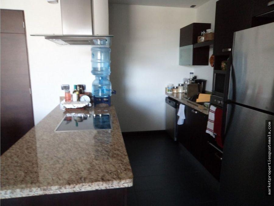 vendo apartamento en vista hermosa 1 en zona 15