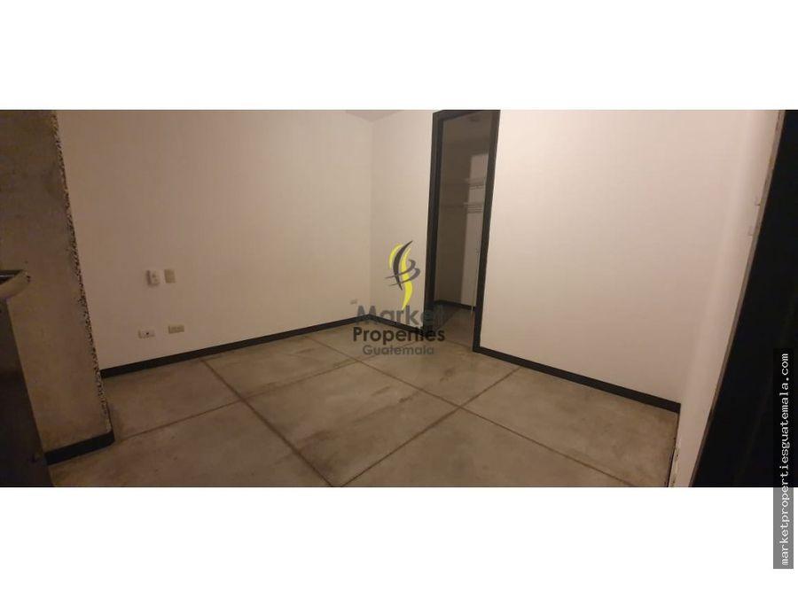 apartamento en alquiler en zona 4 guatemala