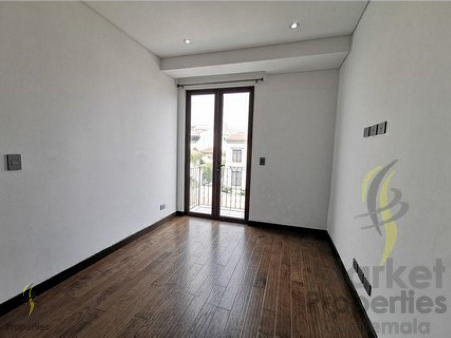 alquiler de apartamento rambla de cayala zona 16