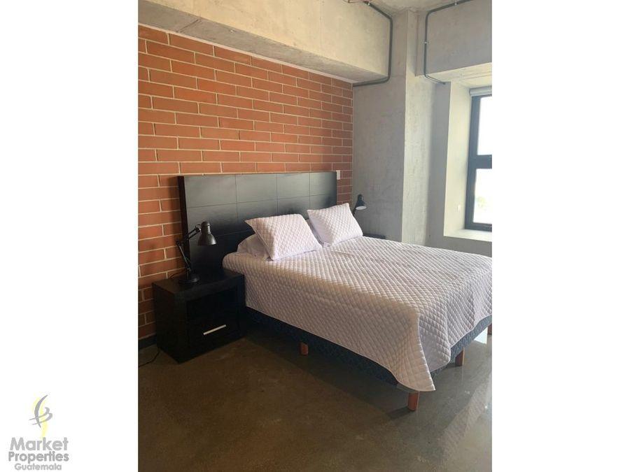 alquiler de apartamento zona 4 de 1 habitacion