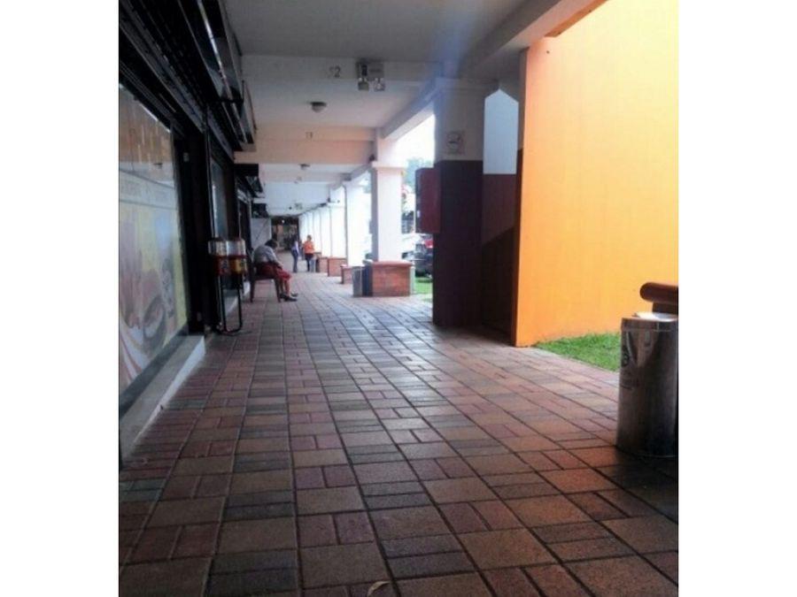 alquilo local en centro comercial santa amelia zona 16
