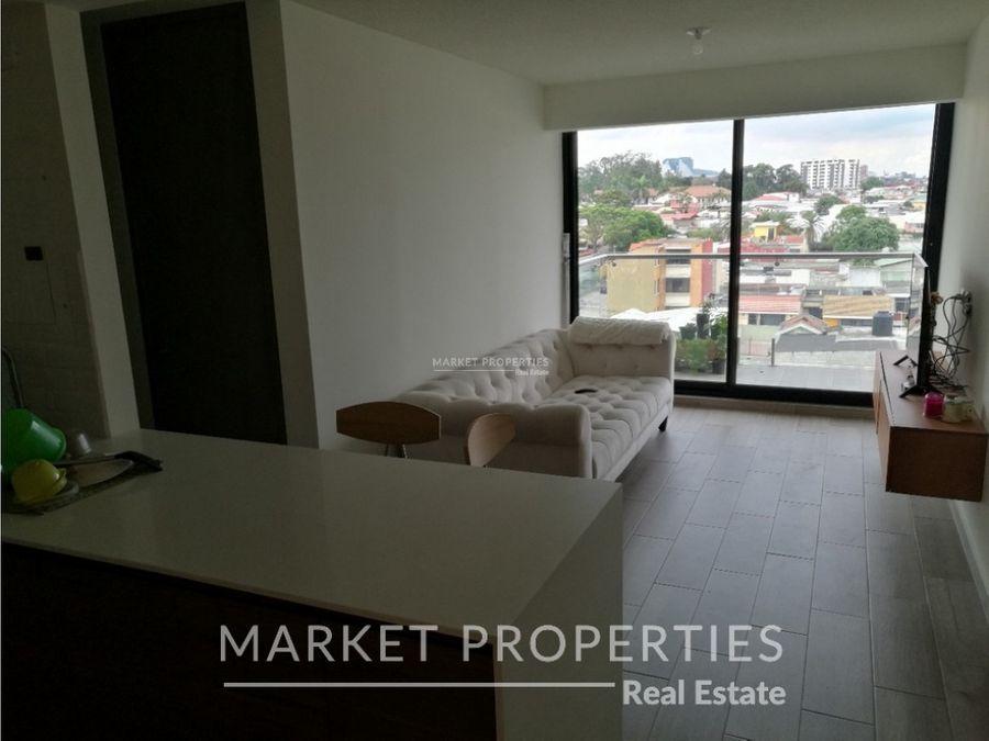 venta de apartamento en edificio aralia zona 11