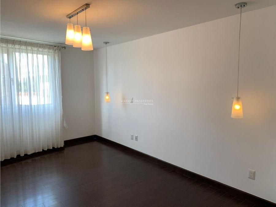 alquiler de apartamento en edificio attica i zona 14