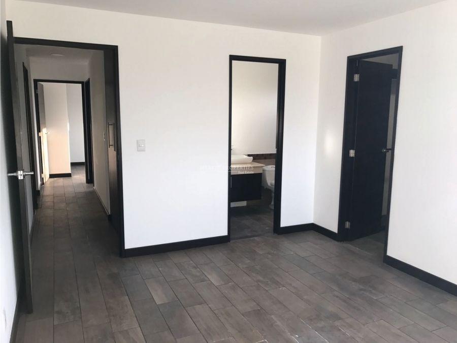 apartamento en renta en zona 10