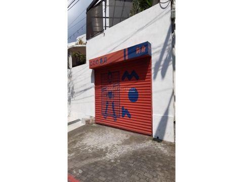 renta de local en zona 4 villa paula