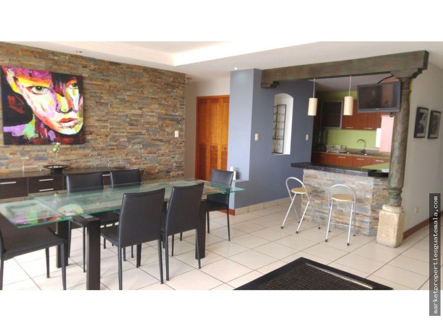alquilo lindo apartamento en alquiler zona 10