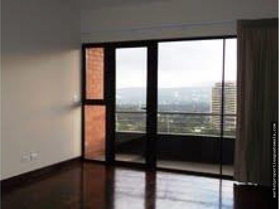 apartamento en renta zona 10 guatemala