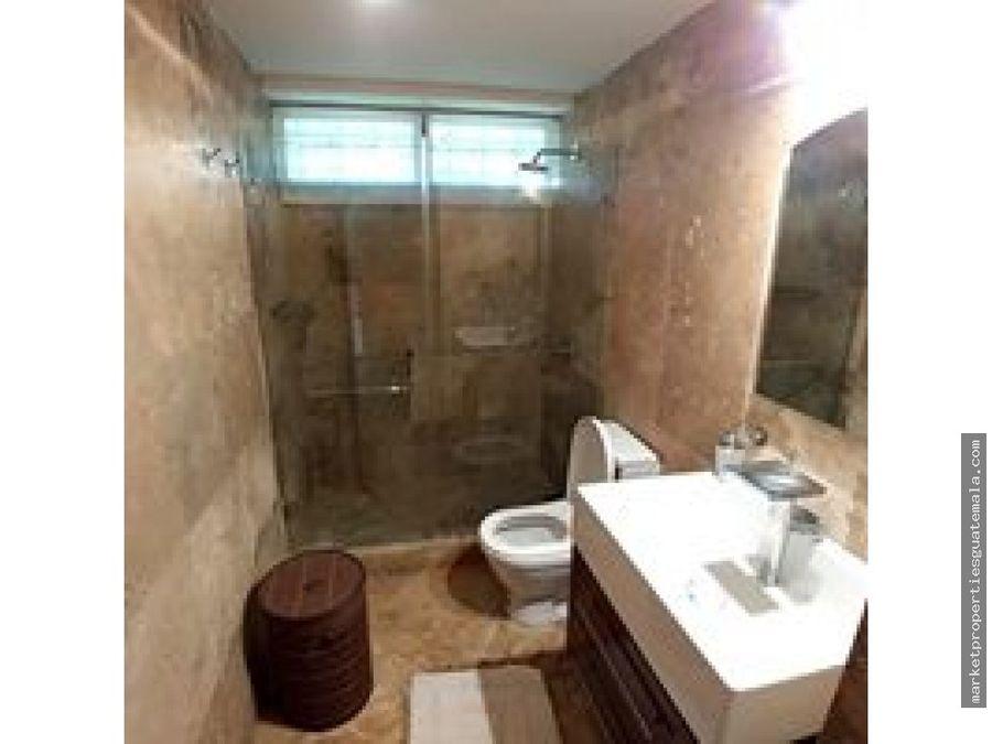 vendo apartamento 3 habitaciones en z14 guatemala